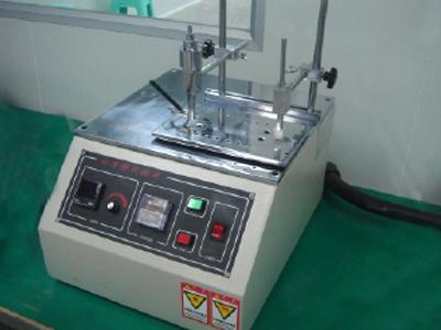 耐酒精耐磨硬度测试仪